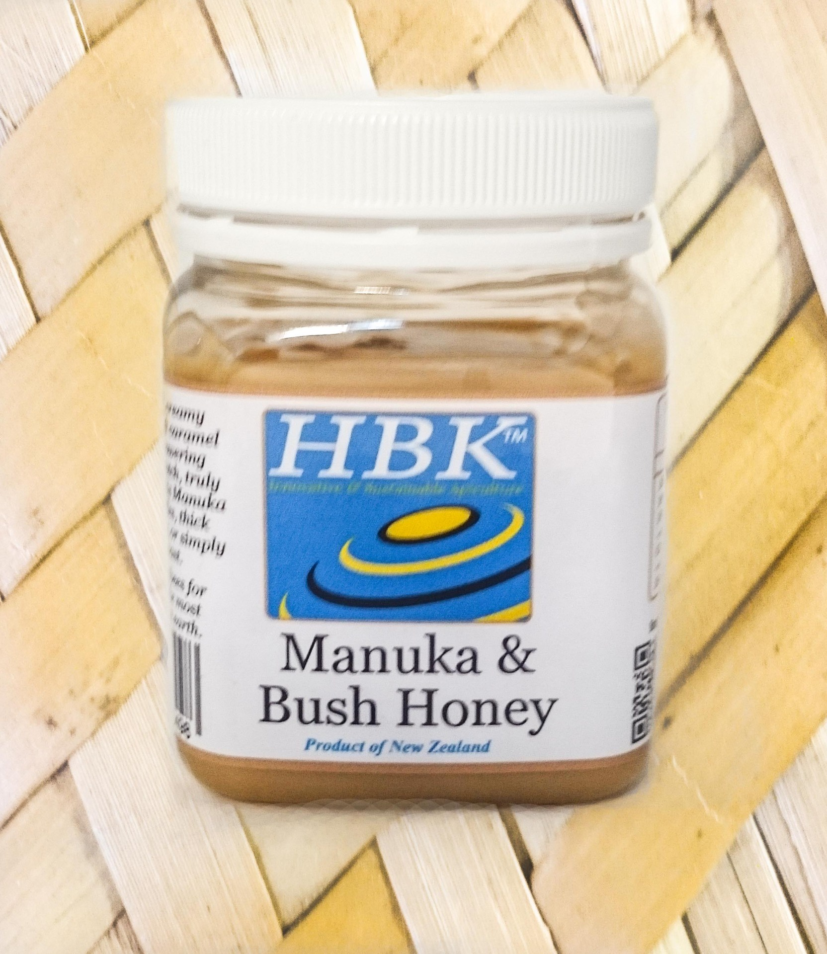 Manuka and Bush Honey