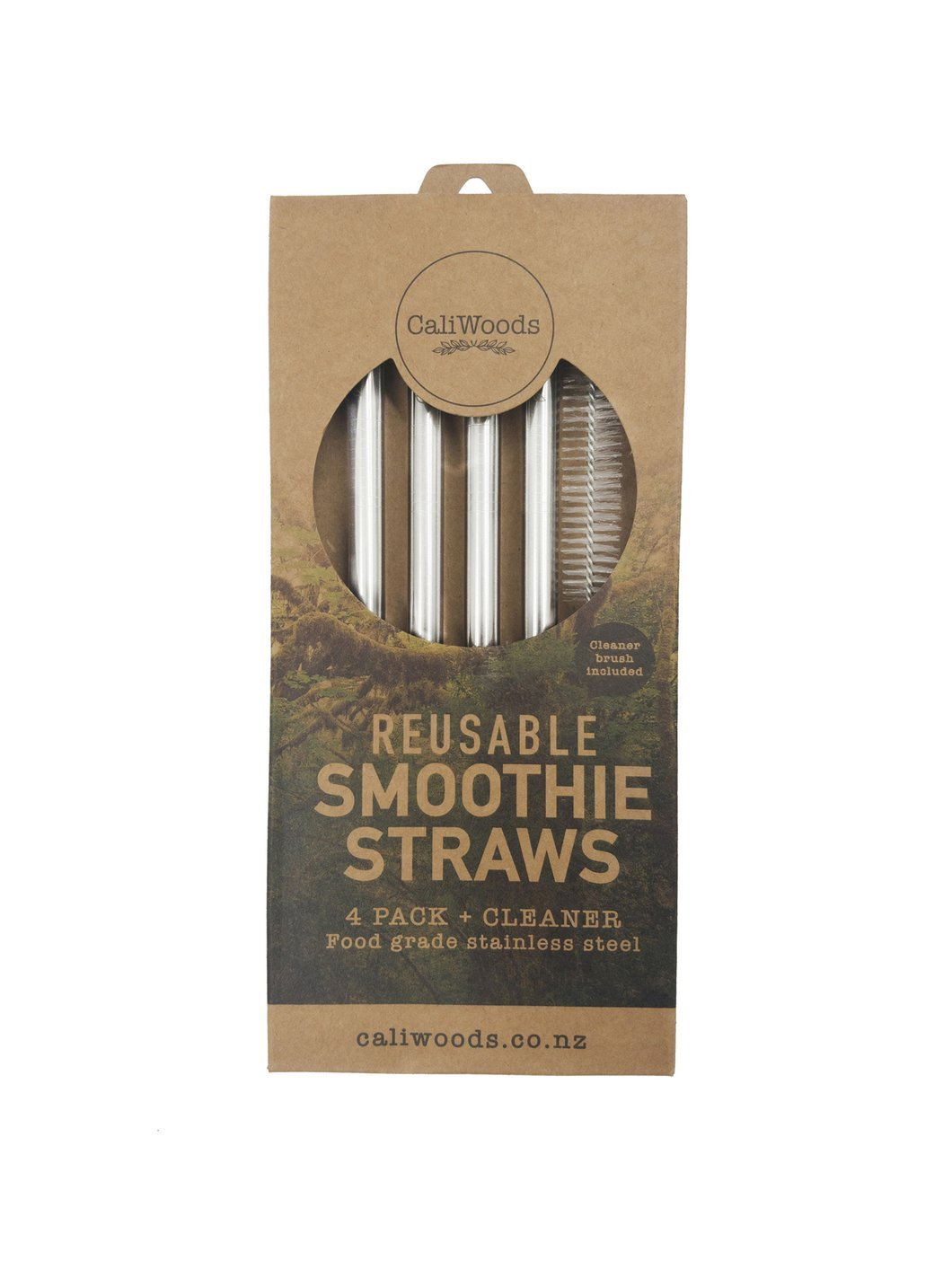 Caliwoods Eco Smoothie Straw