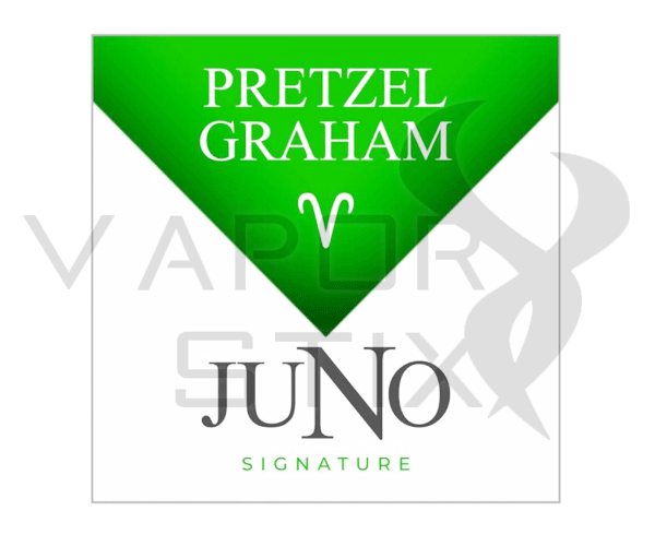 Juno Pods Aries Pretzel Graham