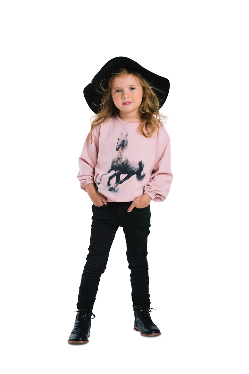 Alchemy Ls Top Rock Your Baby Blues Child Shirt Navy Previous