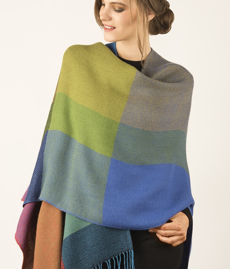 ZARGA COLOUR BLOCK CAPE C001