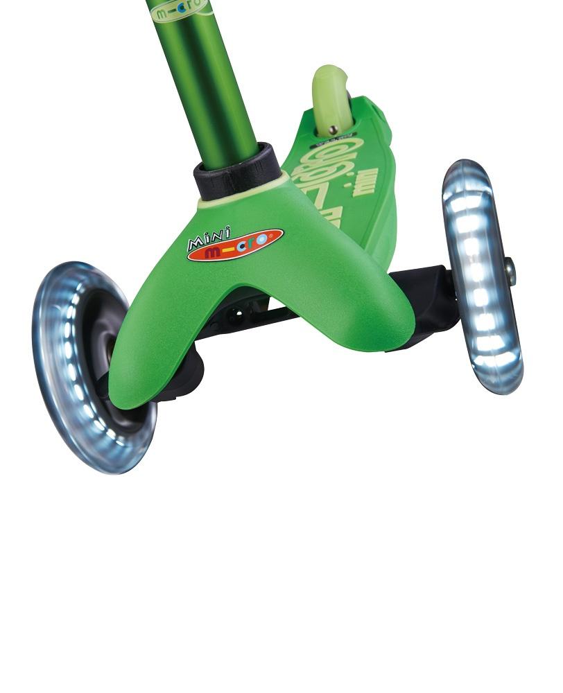 MINI MICRO DELUXE GREEN LED
