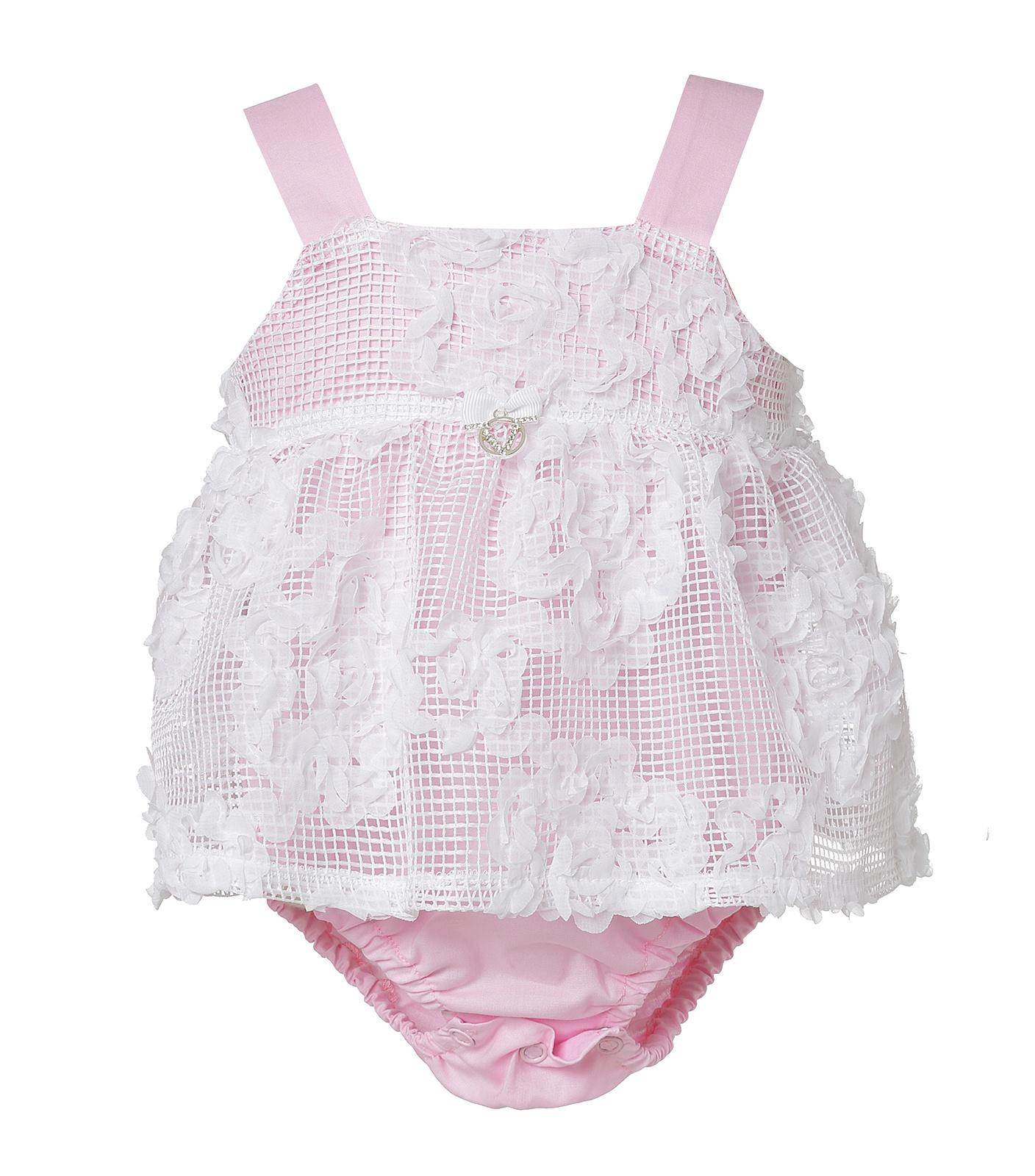 Overall Versace 19 69 Baby Girl