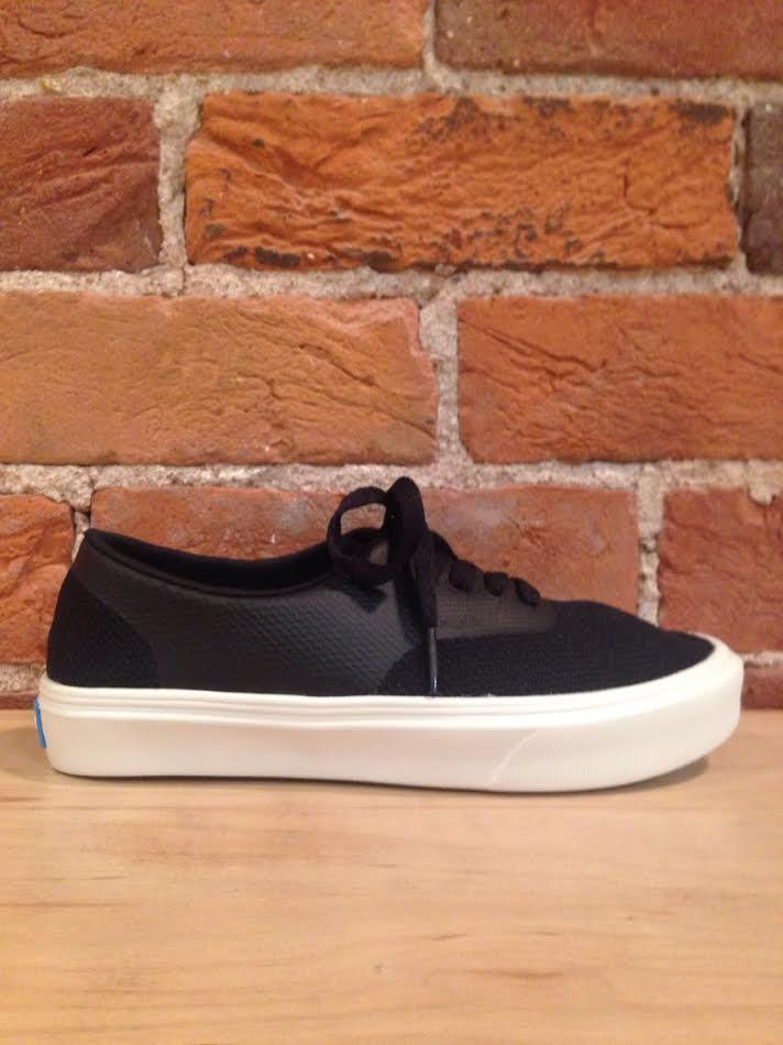 PEOPLE FOOTWEAR - THE STANLEY REALLY BLACK/PICKET WHITE