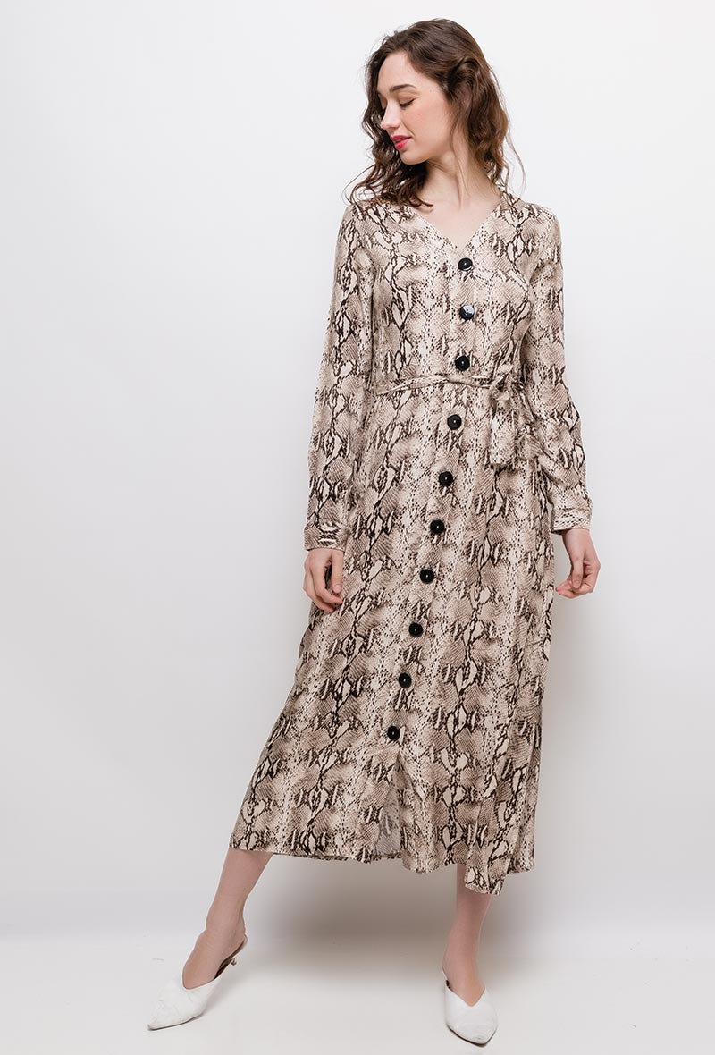 ACOS Python Dress