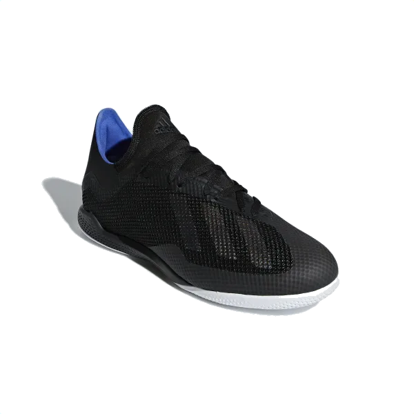 adidas X Tango 18.3 IN Core Black/Core Black/Bold Blue