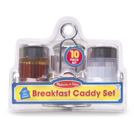 X MD 9359 BREAKFAST CADDY SET