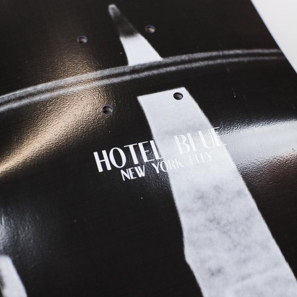 Hotel Blue Kony Deck