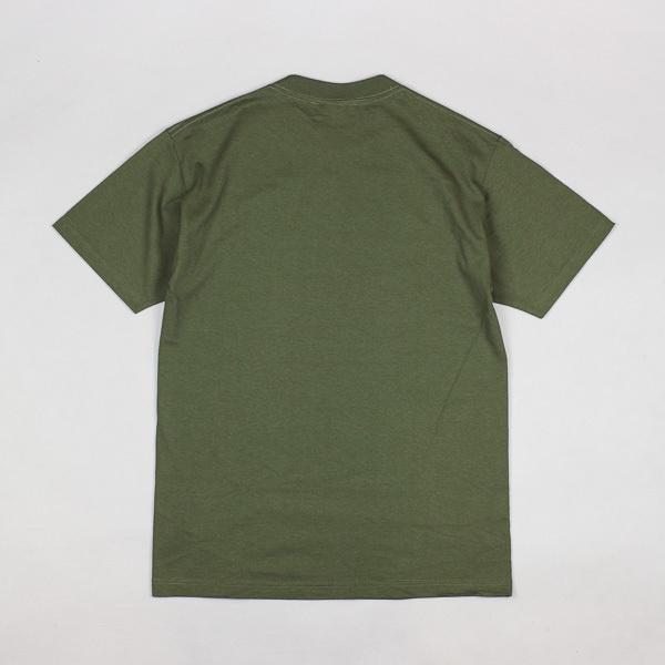Sports Class Tablet Logo Tshirt Military