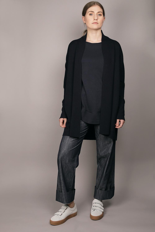 Cathrine Hammel - Demi Shawl Cardigan Image