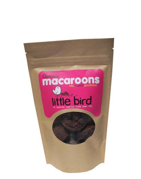 Little Bird Chocolate Macaroon