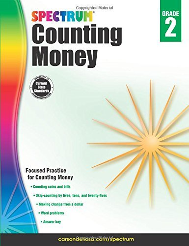CD 704981 SPECTRUM COUNTING MONEY G2