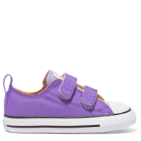Converse CT 2V Low Sneaker Bright Violet/Purple/Orange