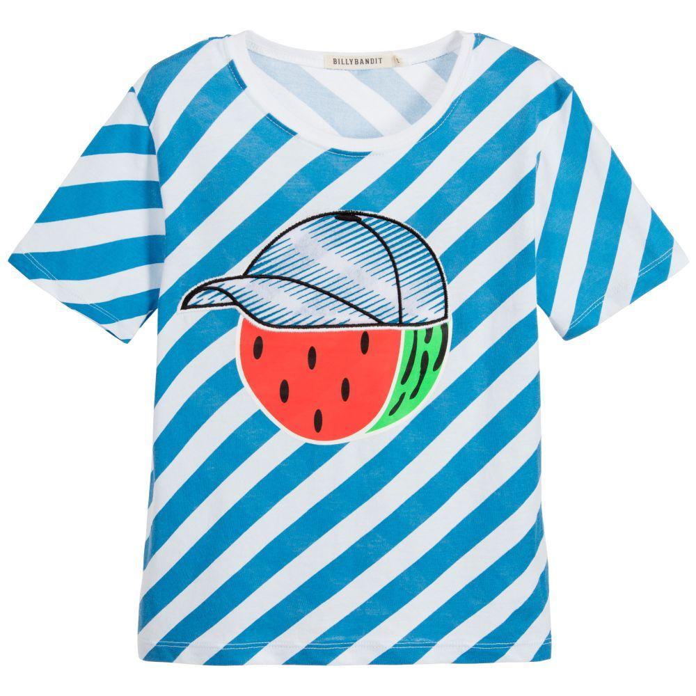 Billybandit Tee Shirt Watermalen Boys Infantmax Everything For