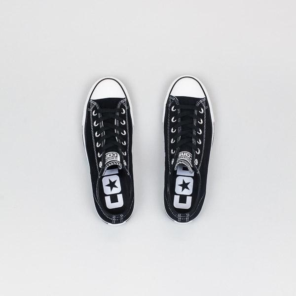 Converse CONS CTAS Pro Suede Low Black/White