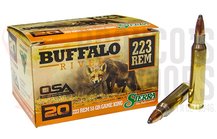 Image result for buffalo river ammo