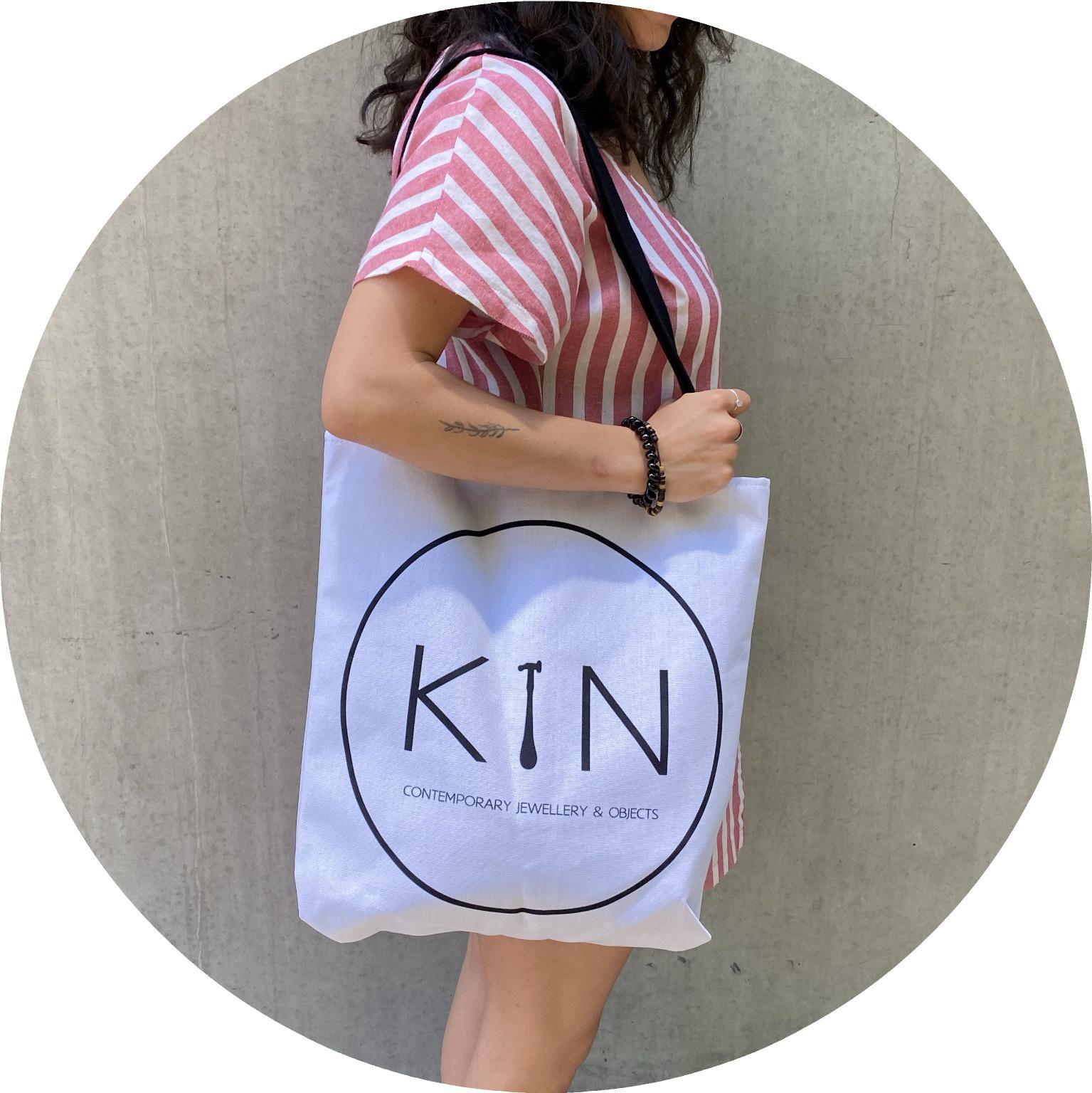 KIN Canvas Tote Bag