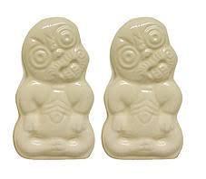 TIKI SALT & PEPPER - WHITE