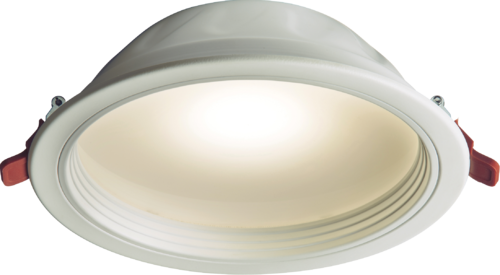 230V 18W PL LED Recessed Downlight Non-Dimmable 4000K 1550 Lumens