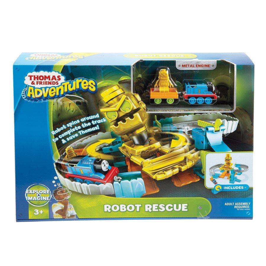 THOMAS & FRIENDS ADVENTURES ROBOT RESCUE