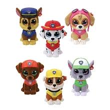 PAW PATROL BATH SQUIRTERS-ROCKY
