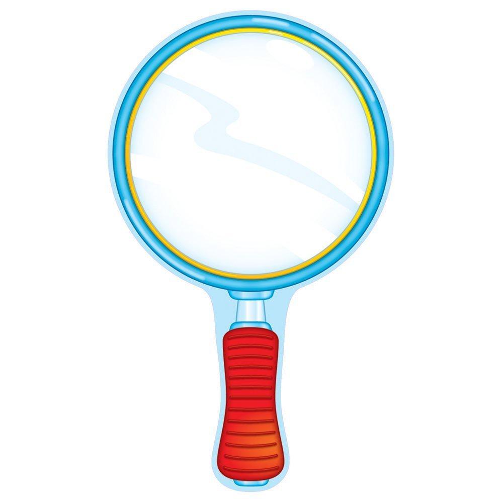 CD 120094 MAGNIFYING GLASS CUTOUT