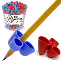 TPG 212 THE CLAW MEDIUM PENCIL GRIP EACH