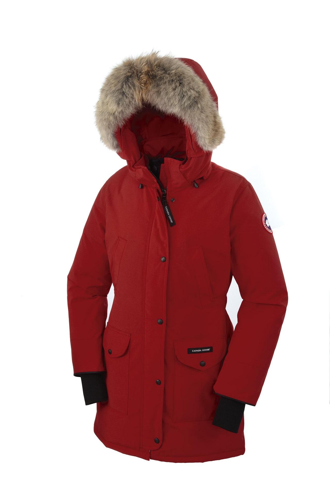 canada goose jacket 'trillium parka 6550l