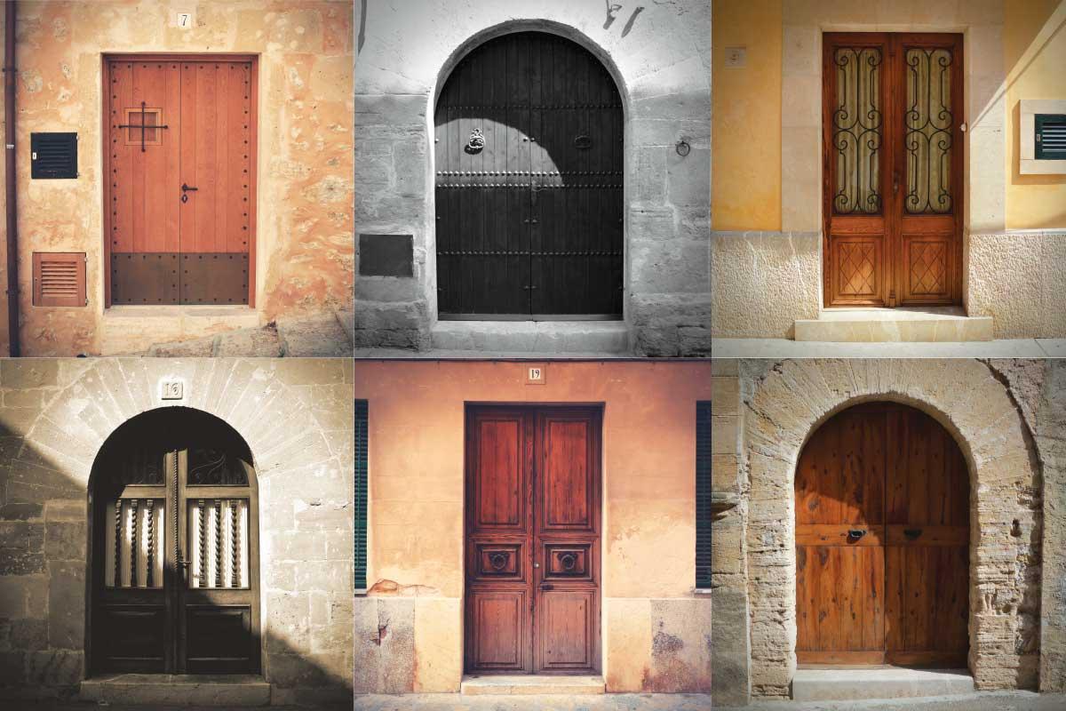 Mallorquin Puertas