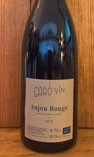 GaroVin Anjou Rouge