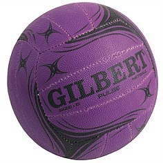 Gilbert Pulse Leisure Ball (size 5): Purple