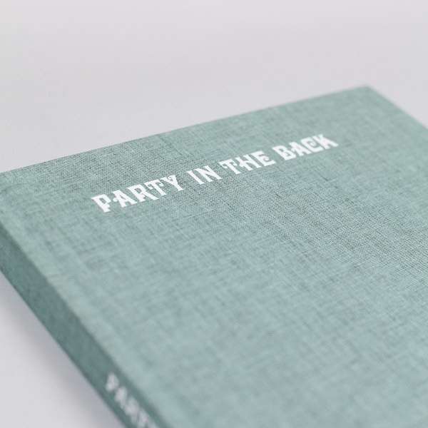 Party In The Back By Tino Razo