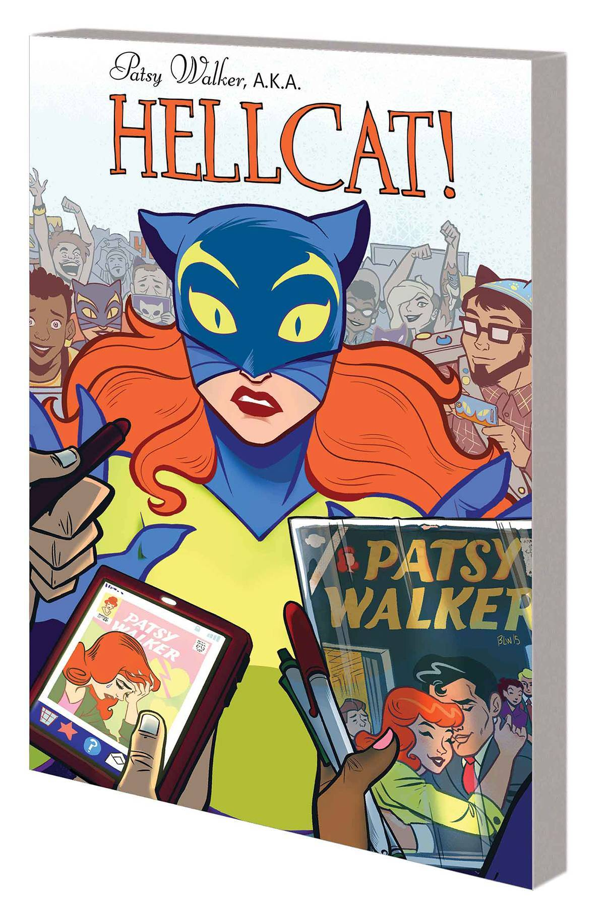 Patsy Walker AKA Hellcat Vol 01 Hooked On Feline