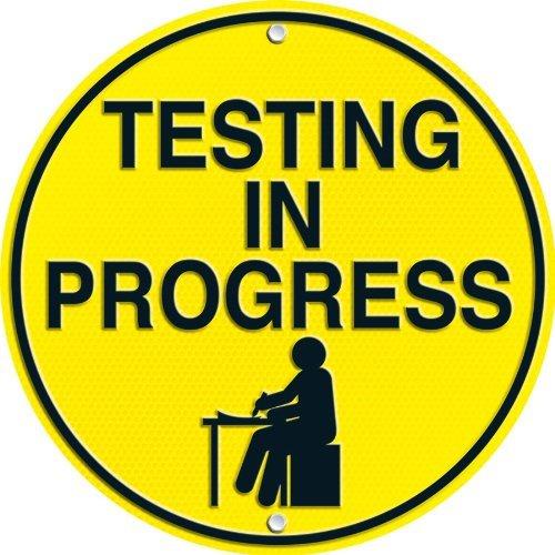 CD 188028 TESTING IN PROGRESS 2-SIDED DECO