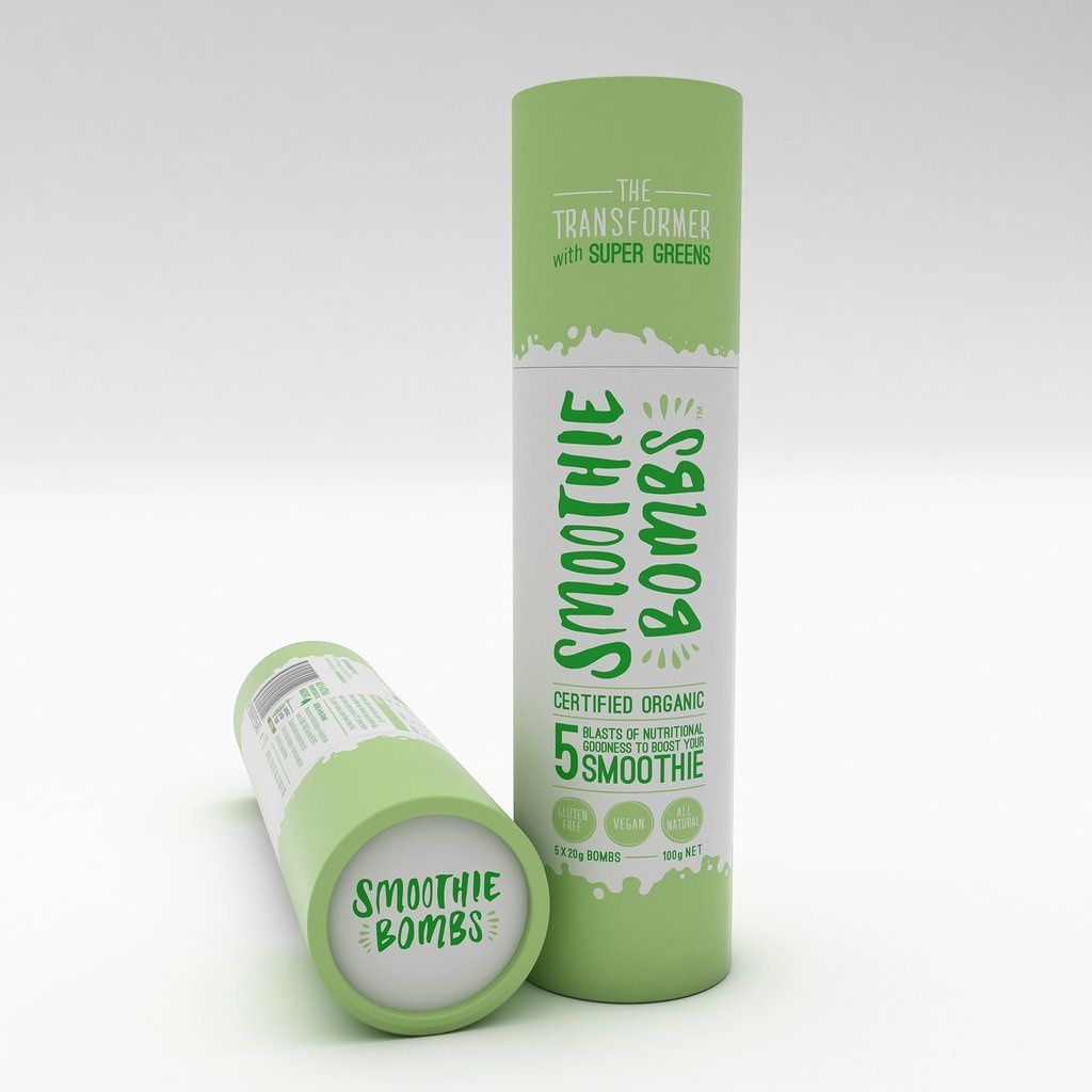 Smoothie Bomb Retail - Super Green