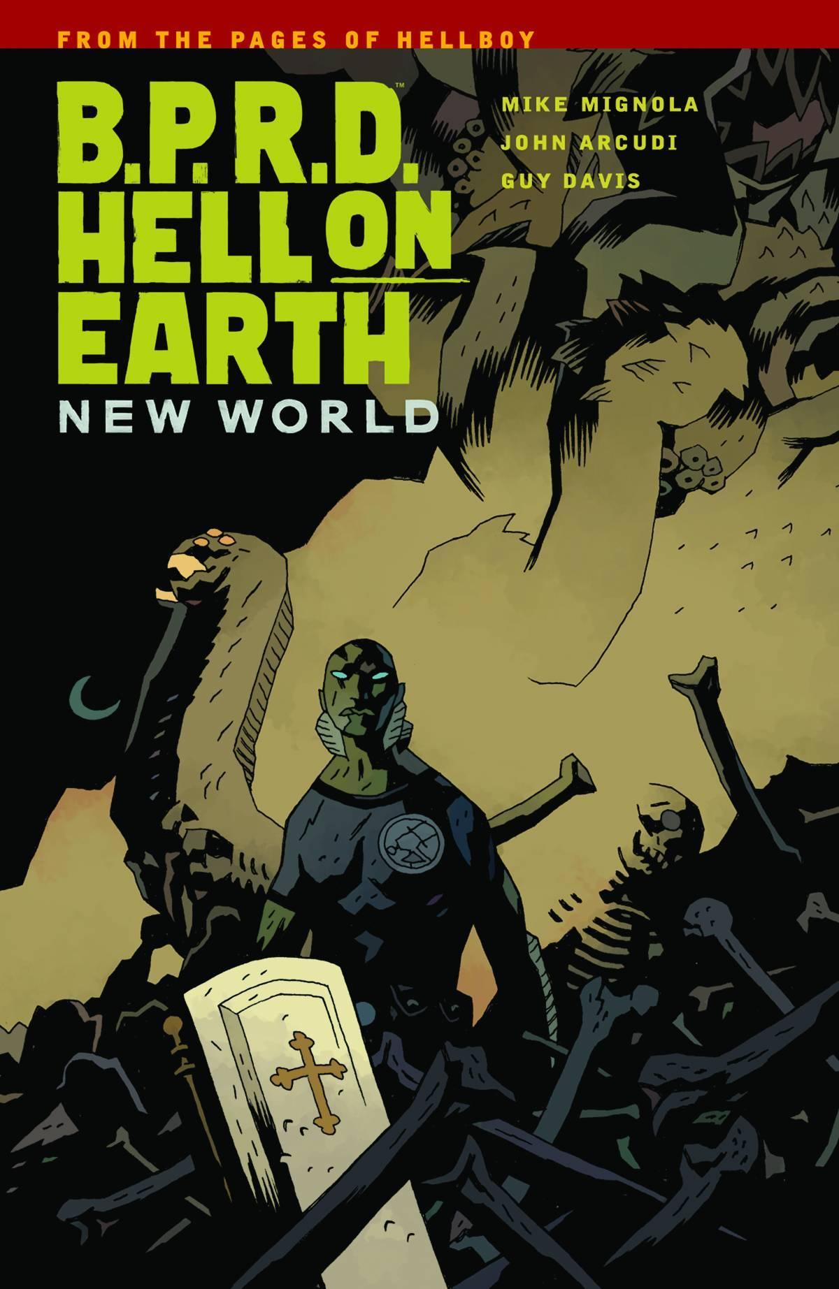 BPRD Hell On Earth Vol 01 New World