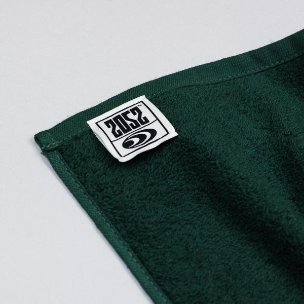 20.52 Strong Man Sweat Towel Green