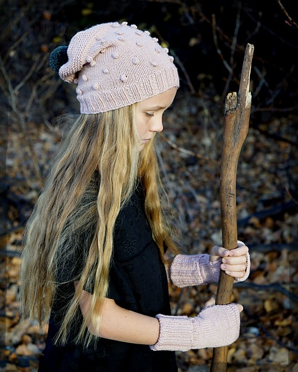 Lucille Hat & Mitts Pattern