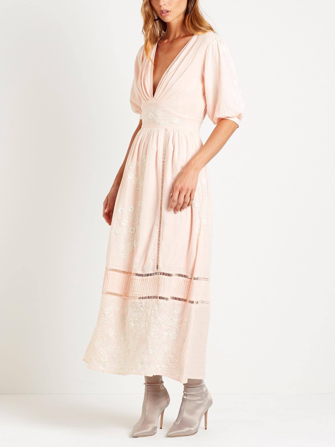Steele Evelyn Midi Dress