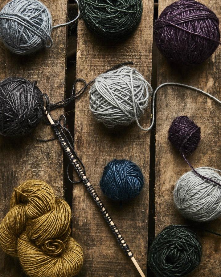 Wild Wool 10ply 100gms
