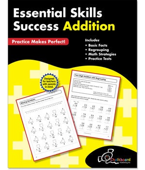 CTP 8201 DAILY SKILLS SUCCESS ADDITION