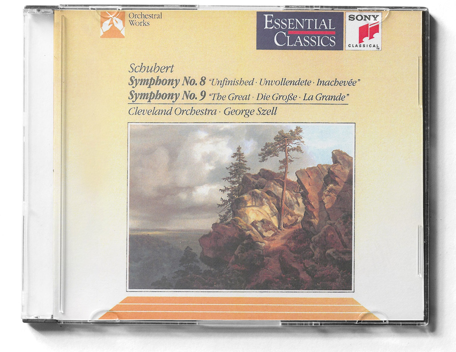 Schubert Symphonies no. 8 & 9
