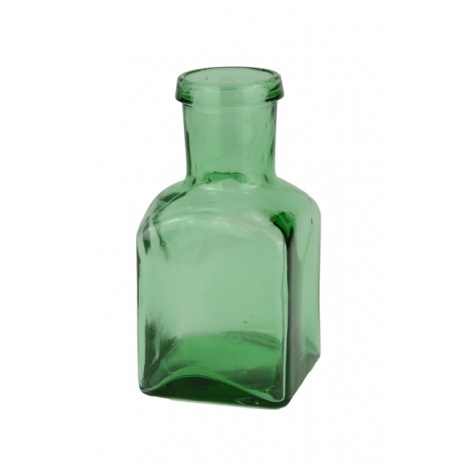 Green Spice Bottle