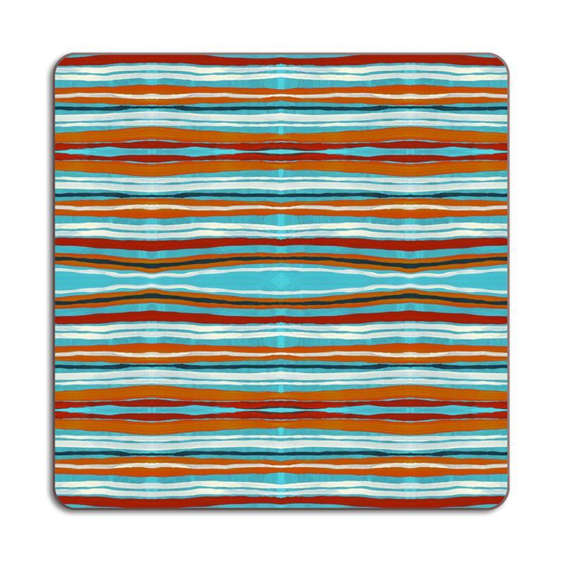 Seashore Stripe Tablemats