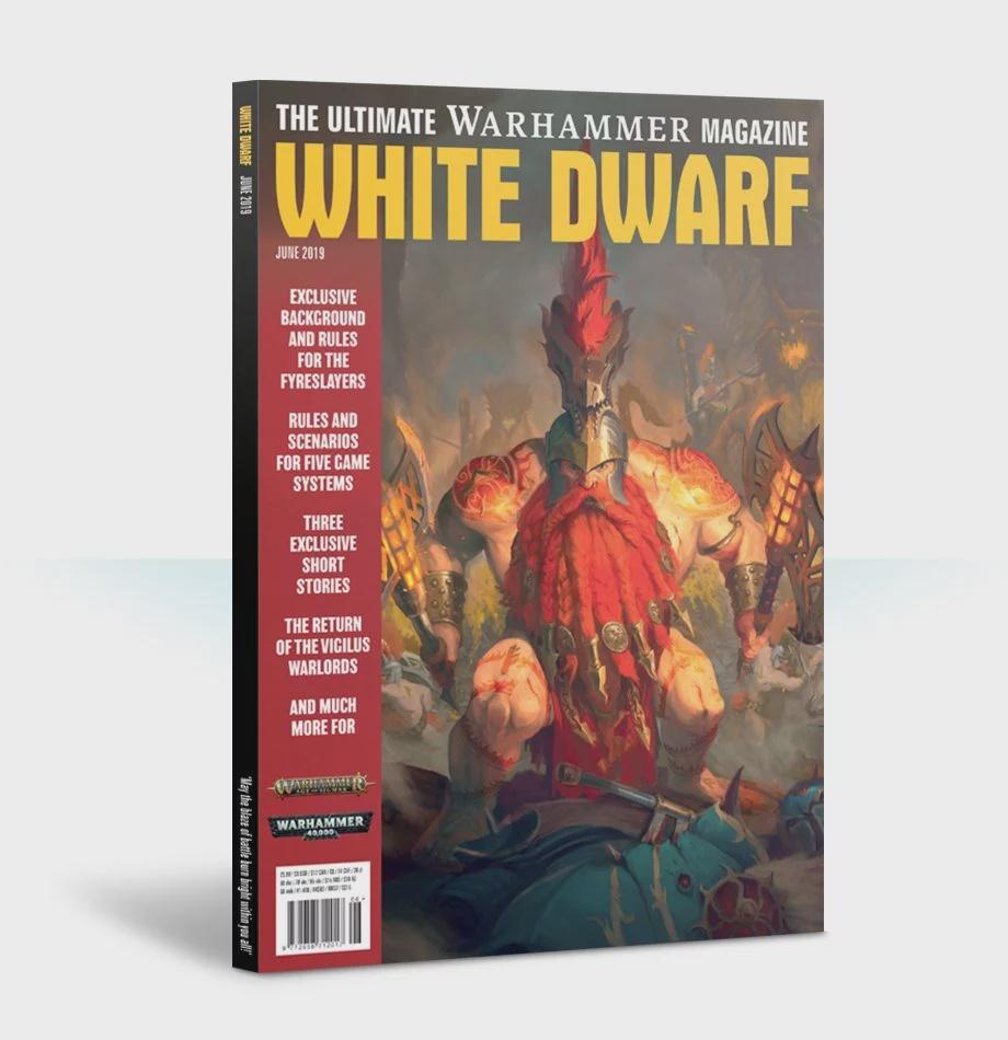 WHITE DWARF JUNE 2019