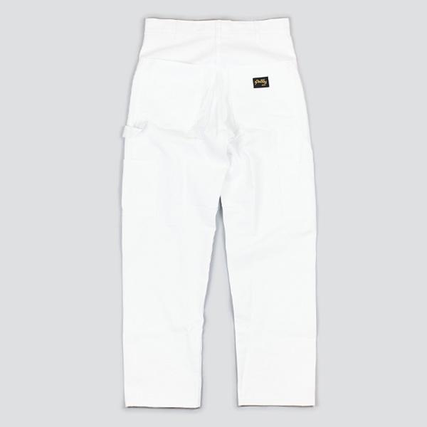 Stan Ray Single Knee Painter Pant White