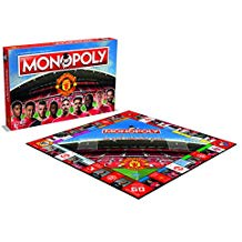MONOPOLY MANCHESTER UNITED