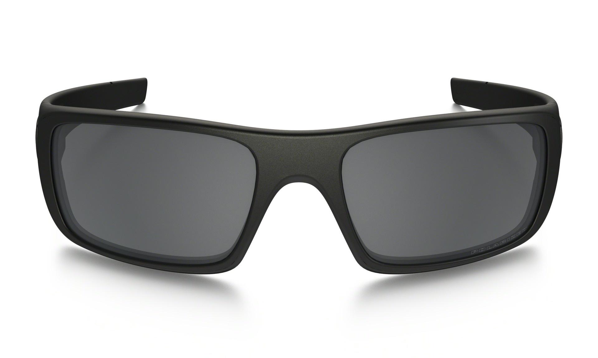 099dfe61b3d Oakley Crankshaft Matte Black Black Iridium Polarized - Out There Surf