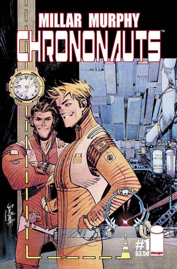 Chrononauts Vol 01