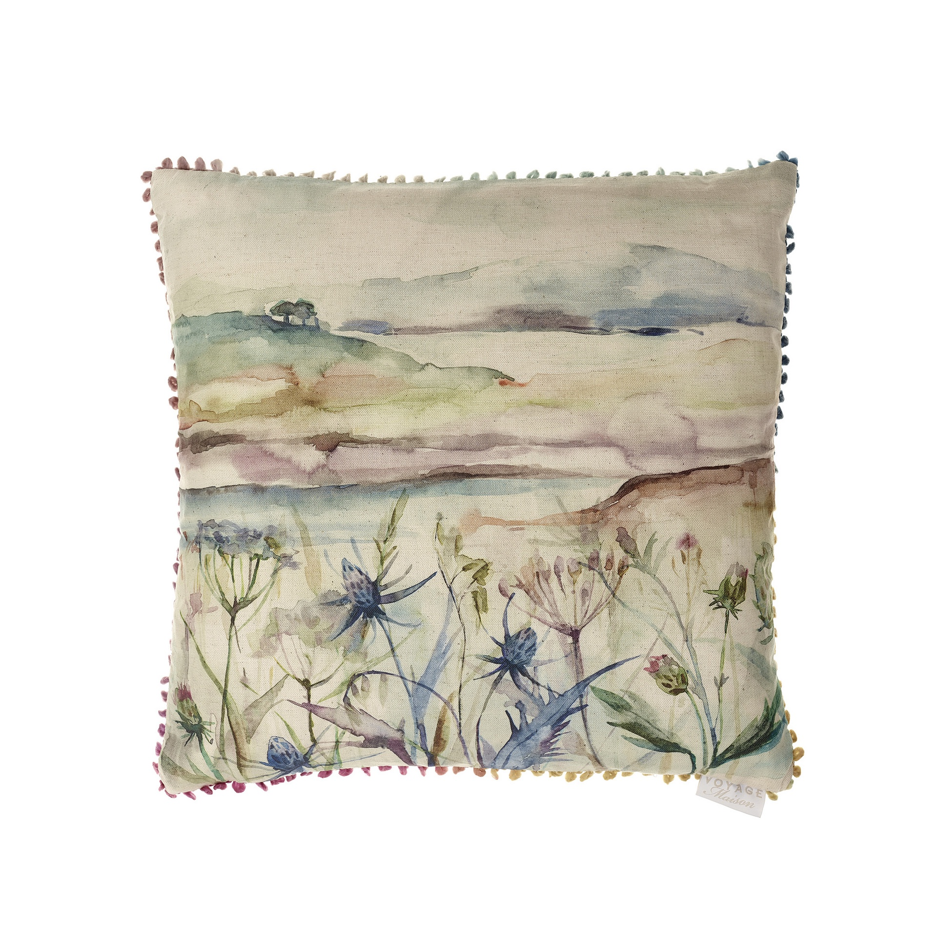 Angela Haze highland haze cushion 50x50cm